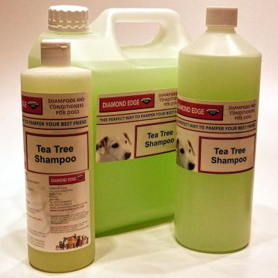 Diamond Edge Tea Tree Shampoo